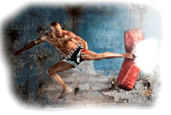 Clases de Kkckboxing en Tenerife