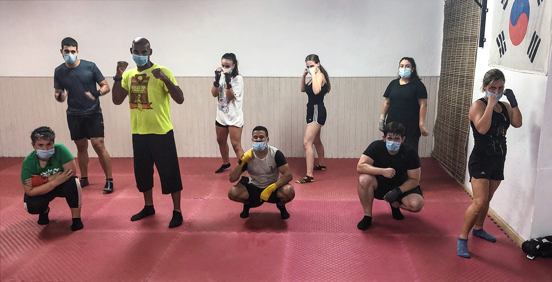 Boxeo Tenerife - Cesaru Laguna